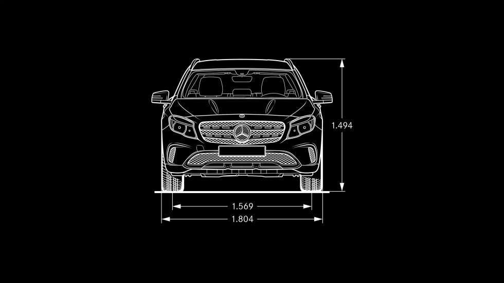 Mercedes Benz Gla Specifications