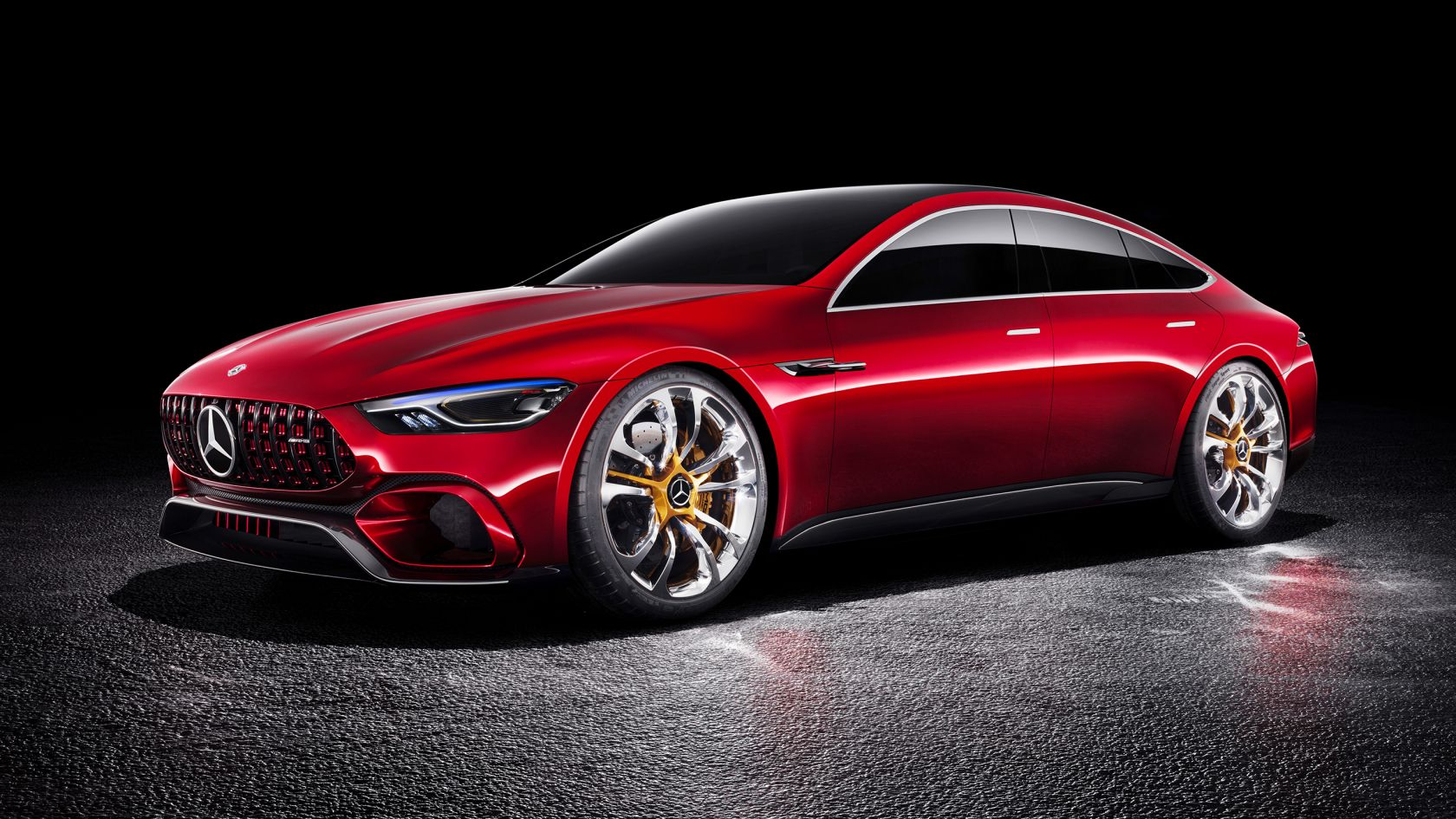 Amg Gt Concept >> Mercedes World Mercedes Amg Gt Concept